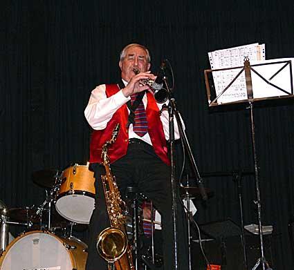 Hugh Rainey Jazz Band Evening June 2007